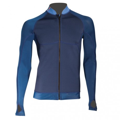 Chaqueta Zip Atoll 2mm Ed Lim France