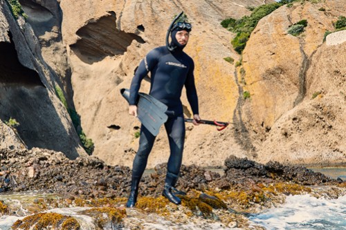 How should I maintain my spearfishing equipment