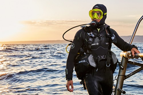 How should you maintain your Beuchat diving equipment