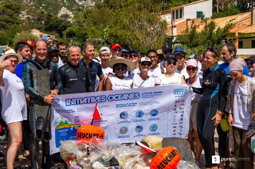 Beuchat supports Surfrider Foundation Europe