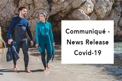 News Release - Covid-19 Epidemic