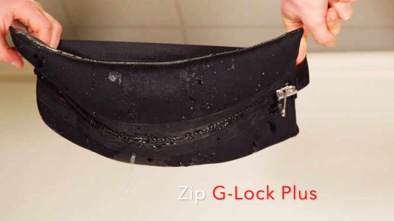 Zip G-Lock Plus Beuchat VS Zip standard